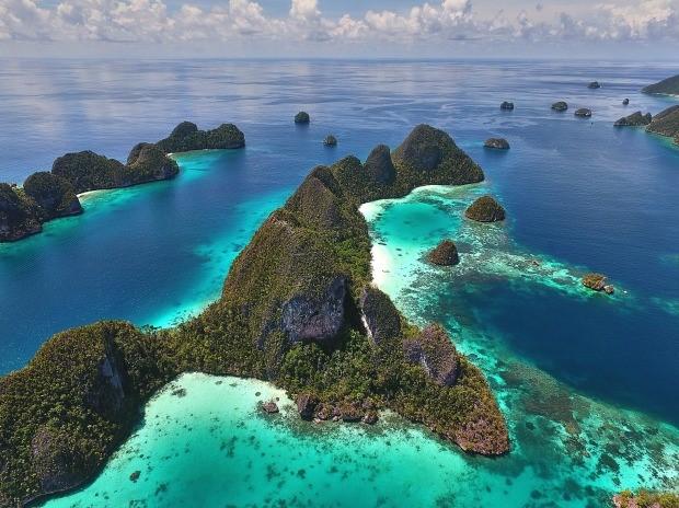 Papua New Guinea Green Islands
