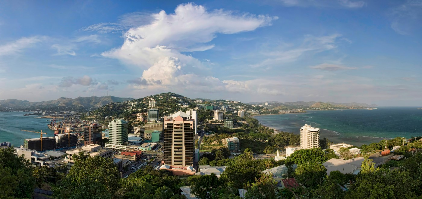 Papua New Guinea Port Moresby